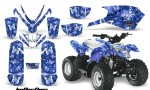 Polaris Outlaw 50 AMR Graphics Kit BF B1 150x90 - Polaris Predator 50 Graphics