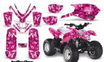 Polaris Outlaw 50 AMR Graphics Kit BF P1 150x90 - Polaris Predator 50 Graphics