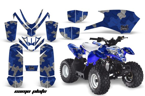 Polaris Outlaw 50 AMR Graphics Kit CP B1 570x376 - Polaris Predator 50 Graphics