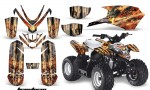 Polaris Outlaw 50 AMR Graphics Kit FS B 150x90 - Polaris Outlaw 50 Graphics