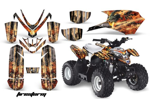 Polaris Outlaw 50 AMR Graphics Kit FS B 570x376 - Polaris Outlaw 50 Graphics