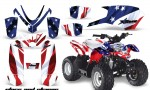 Polaris Outlaw 50 AMR Graphics Kit S S1 150x90 - Polaris Predator 50 Graphics