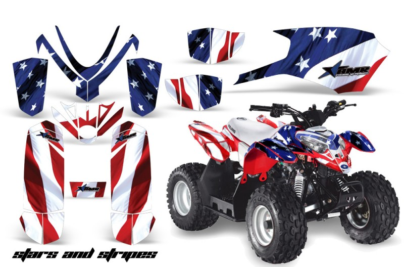 Polaris-Outlaw-50-AMR-Graphics-Kit-S-S