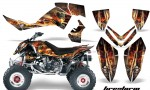 Polaris Outlaw 500 06 08 AMR Graphics Kit FS B 150x90 - Polaris Outlaw 450/500/525 2006-2008 Graphics