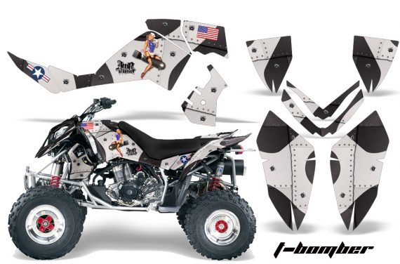 Polaris Outlaw 500 06 08 AMR Graphics Kit TB B 570x376 - Polaris Outlaw 450/500/525 2006-2008 Graphics
