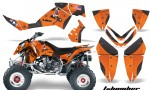 Polaris Outlaw 500 06 08 AMR Graphics Kit TB O 150x90 - Polaris Outlaw 450/500/525 2006-2008 Graphics