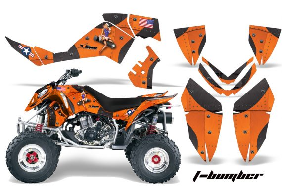 Polaris Outlaw 500 06 08 AMR Graphics Kit TB O 570x376 - Polaris Outlaw 450/500/525 2006-2008 Graphics