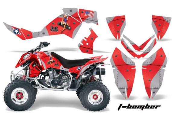 Polaris Outlaw 500 06 08 AMR Graphics Kit TB R 570x376 - Polaris Outlaw 450/500/525 2006-2008 Graphics