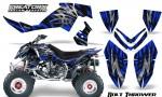Polaris Outlaw 500 06 08 CreatorX Graphics Kit Bolt Thrower Blue 150x90 - Polaris Outlaw 450/500/525 2006-2008 Graphics