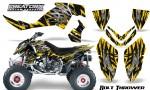 Polaris Outlaw 500 06 08 CreatorX Graphics Kit Bolt Thrower Yellow 150x90 - Polaris Outlaw 450/500/525 2006-2008 Graphics