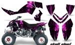 Polaris Outlaw 500 06 08 CreatorX Graphics Kit Skull Chief Pink 150x90 - Polaris Outlaw 450/500/525 2006-2008 Graphics