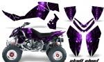 Polaris Outlaw 500 06 08 CreatorX Graphics Kit Skull Chief Purple 150x90 - Polaris Outlaw 450/500/525 2006-2008 Graphics