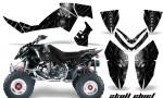 Polaris Outlaw 500 06 08 CreatorX Graphics Kit Skull Chief Silver 150x90 - Polaris Outlaw 450/500/525 2006-2008 Graphics