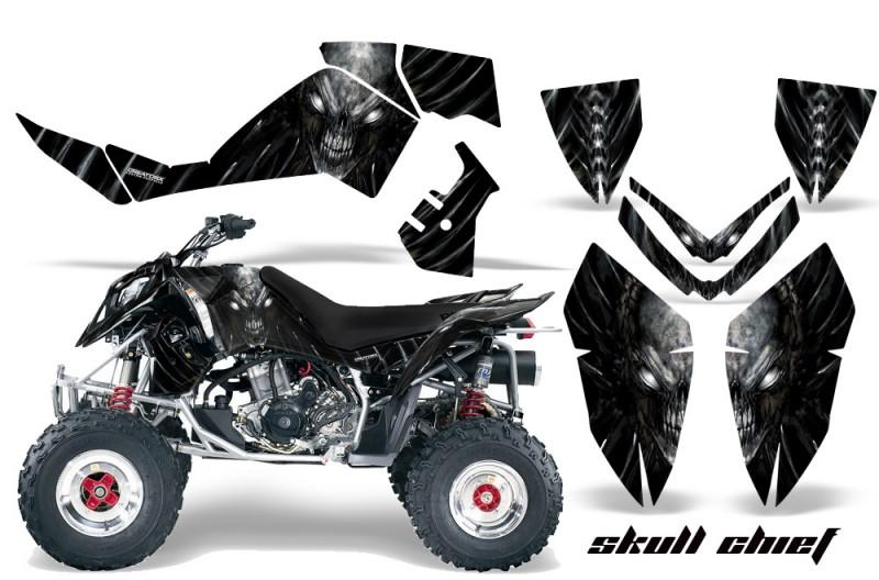 Polaris-Outlaw-500-06-08-CreatorX-Graphics-Kit-Skull-Chief-Silver