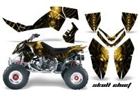 Polaris-Outlaw-500-06-08-CreatorX-Graphics-Kit-Skull-Chief-Yellow