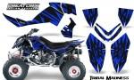 Polaris Outlaw 500 06 08 CreatorX Graphics Kit Tribal Madness Blue 150x90 - Polaris Outlaw 450/500/525 2006-2008 Graphics