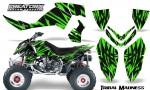 Polaris Outlaw 500 06 08 CreatorX Graphics Kit Tribal Madness Green 150x90 - Polaris Outlaw 450/500/525 2006-2008 Graphics