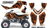 Polaris Outlaw 500 06 08 CreatorX Graphics Kit Tribal Madness Orange 150x90 - Polaris Outlaw 450/500/525 2006-2008 Graphics