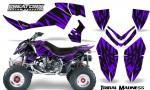 Polaris Outlaw 500 06 08 CreatorX Graphics Kit Tribal Madness Purple 150x90 - Polaris Outlaw 450/500/525 2006-2008 Graphics