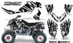 Polaris Outlaw 500 06 08 CreatorX Graphics Kit Tribal Madness White 150x90 - Polaris Outlaw 450/500/525 2006-2008 Graphics