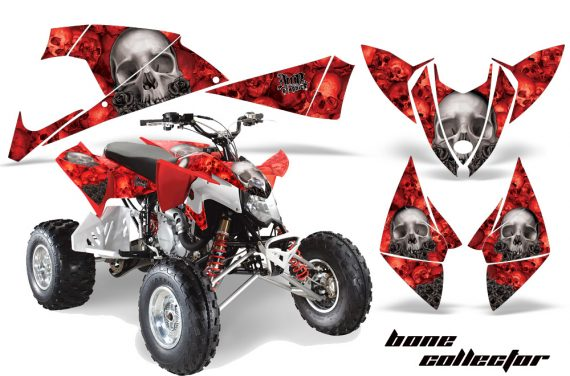 Polaris Outlaw 500 2009 AMR Graphics Kit BC R 570x376 - Polaris Outlaw 450/500/525 2009-2012 Graphics