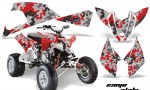 Polaris Outlaw 500 2009 AMR Graphics Kit CP R 150x90 - Polaris Outlaw 450/500/525 2009-2012 Graphics