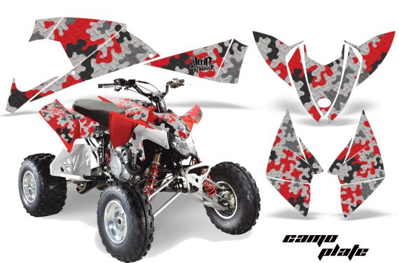 Polaris Outlaw 500 2009 AMR Graphics Kit CP R 570x376 - Polaris Outlaw 450/500/525 2009-2012 Graphics