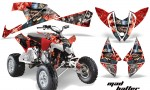Polaris Outlaw 500 2009 AMR Graphics Kit MH RS 150x90 - Polaris Outlaw 450/500/525 2009-2012 Graphics