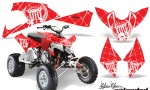 Polaris Outlaw 500 2009 AMR Graphics Kit SR WR 150x90 - Polaris Outlaw 450/500/525 2009-2012 Graphics