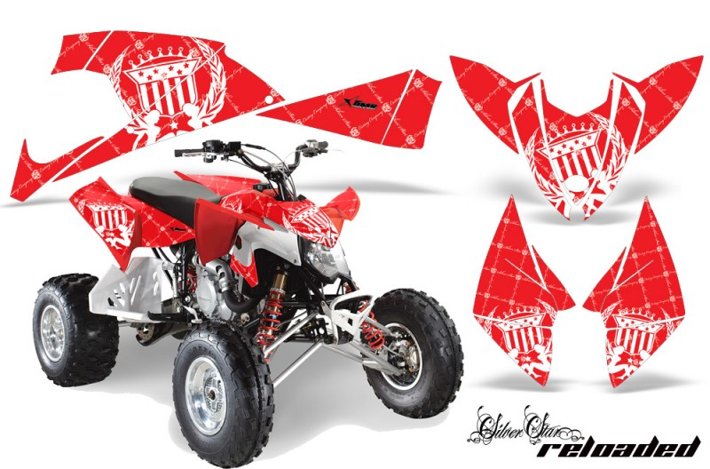 Polaris-Outlaw-500-2009-AMR-Graphics-Kit-SR-WR