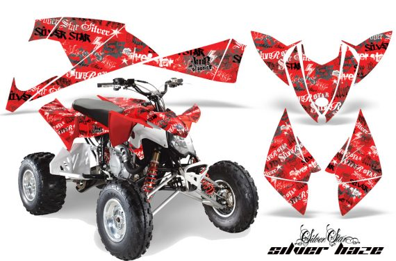 Polaris Outlaw 500 2009 AMR Graphics Kit SSH R 570x376 - Polaris Outlaw 450/500/525 2009-2012 Graphics