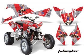 Polaris Outlaw 450/500/525 Graphics 2009 - 2012
