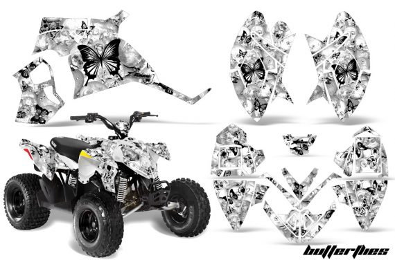 Polaris Outlaw 90 AMR Graphics Kit BF BW 570x376 - Polaris Outlaw 90/110 2002-2016 Graphics