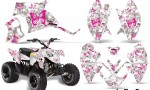 Polaris Outlaw 90 AMR Graphics Kit BF PW 150x90 - Polaris Outlaw 90/110 2002-2016 Graphics