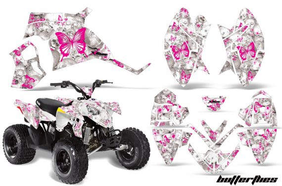 Polaris Outlaw 90 AMR Graphics Kit BF PW 570x376 - Polaris Outlaw 90/110 2002-2016 Graphics