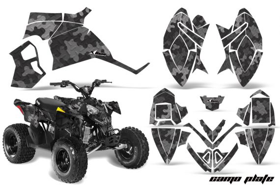 Polaris Outlaw 90 AMR Graphics Kit CP B 570x376 - Polaris Outlaw 90/110 2002-2016 Graphics