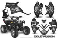 Polaris-Outlaw-90-Graphics-Kit-Cold-Fusion-Black