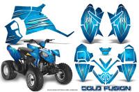 Polaris-Outlaw-90-Graphics-Kit-Cold-Fusion-BlueIce