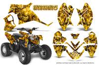 Polaris-Outlaw-90-Graphics-Kit-Inferno-Yellow