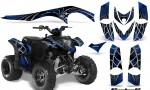 Polaris Phoenix CreatorX Graphics Kit SpiderX Blue 150x90 - Polaris Phoenix 200 Graphics