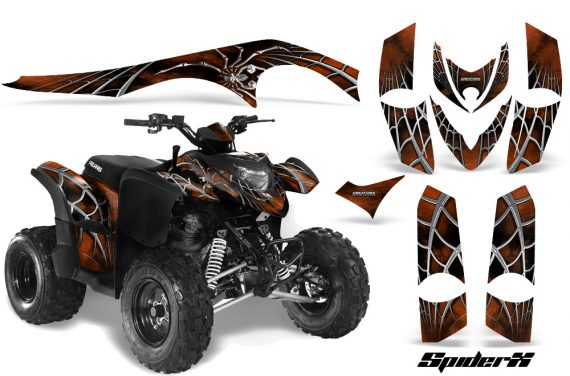 Polaris Phoenix CreatorX Graphics Kit SpiderX Orange 570x376 - Polaris Phoenix 200 Graphics