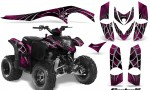 Polaris Phoenix CreatorX Graphics Kit SpiderX Pink 150x90 - Polaris Phoenix 200 Graphics