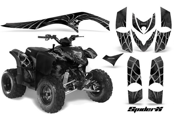 Polaris Phoenix CreatorX Graphics Kit SpiderX Silver 570x376 - Polaris Phoenix 200 Graphics