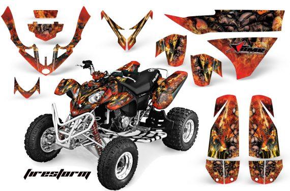 Polaris Predator 500 AMR Graphic Kit FS R 570x376 - Polaris Predator 500 Graphics