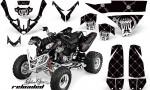 Polaris Predator 500 AMR Graphic Kit SSR WB 150x90 - Polaris Predator 500 Graphics