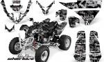 Polaris Predator 500 AMR Graphic Kit SSSH WB 150x90 - Polaris Predator 500 Graphics