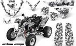 Polaris Predator 500 AMR Graphic Kit UC W 150x90 - Polaris Predator 500 Graphics