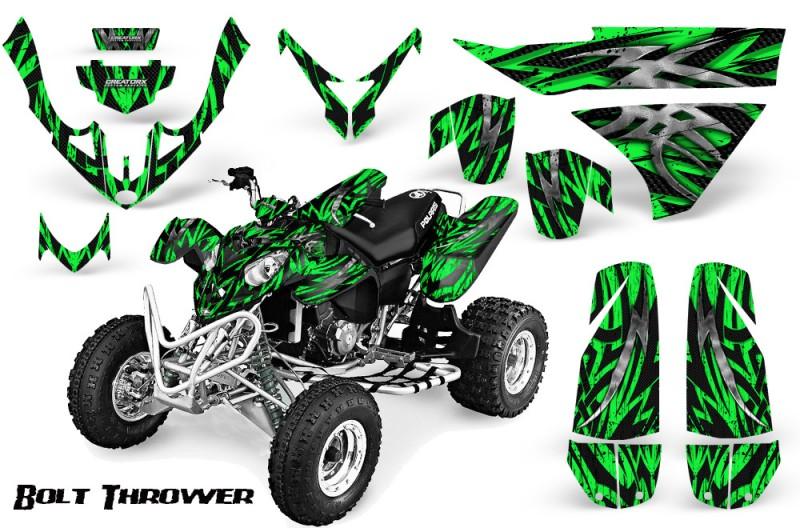 Polaris-Predator-500-CreatorX-Graphics-Kit-Bolt-Thrower-Green