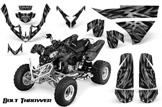 Polaris Predator 500 CreatorX Graphics Kit Bolt Thrower Silver 570x376 - Polaris Predator 500 Graphics