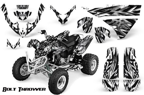 Polaris Predator 500 CreatorX Graphics Kit Bolt Thrower White 570x376 - Polaris Predator 500 Graphics